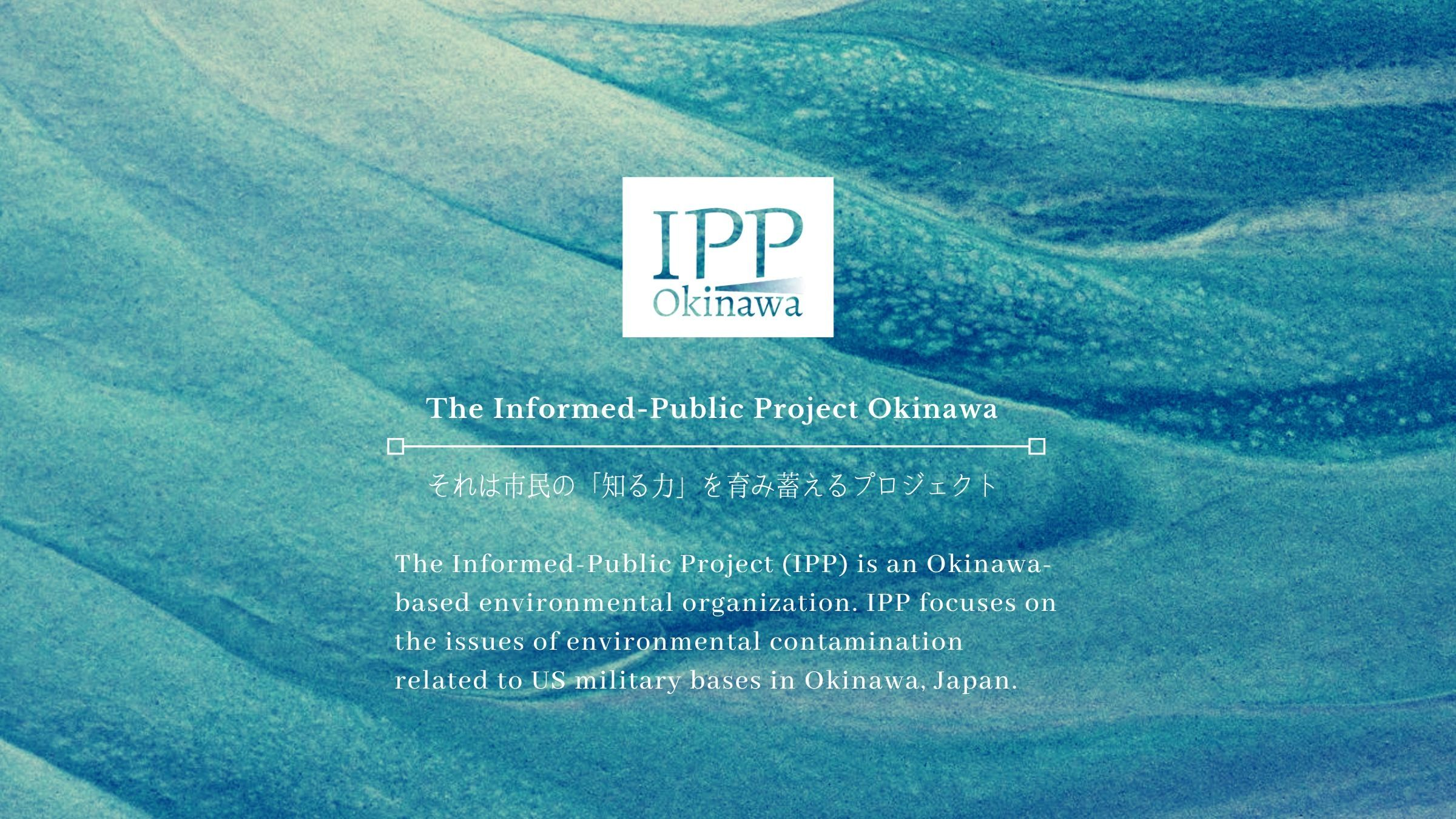 IPP Okinawaとは